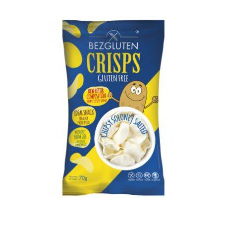 Chips PKU cu sare x 70g Bezgluten