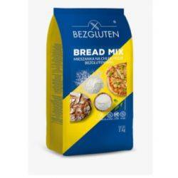 Faina fara gluten paine si blat de pizza Bread Mix x 1000g Bezgluten