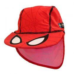 Sapca Spiderman 2-4 ani protectie UV - Swimpy