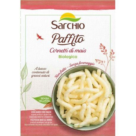Pufuleti eco fara gluten x 45g Sarchio