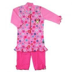 Costum de baie Minnie Mouse marime 98-104 protectie UV - Swimpy