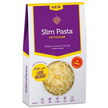 Fettucini din konjac fara clatire fara gluten x 200g Slim Pasta