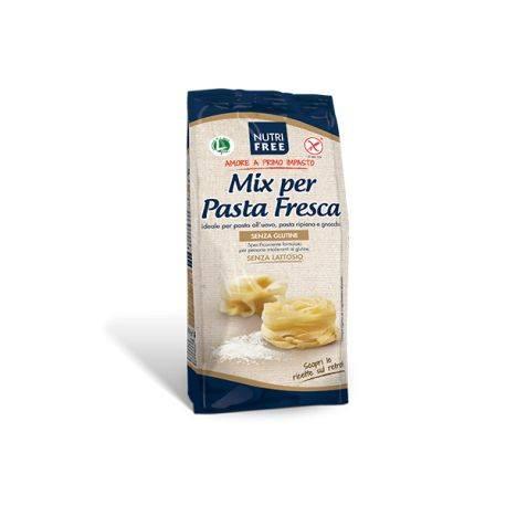 Mix paste fainoase fara gluten, fara lactoza x 1000g Nutrifree