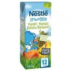 Nestle Smoothie suc mango, ananas si banana x 200ml