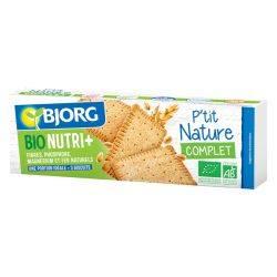 Biscuiti integrali Natur x 200g BJORG