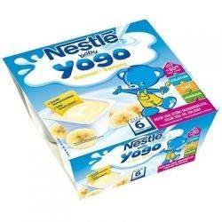 Nestle Baby Yogo Banane 4*100g