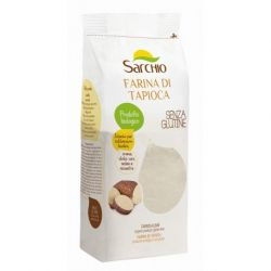 Faina de tapioca fara gluten x 250g Sarchio