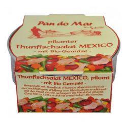 Salata picanta de ton cu legume mexicane x 250g Pan Do Mar