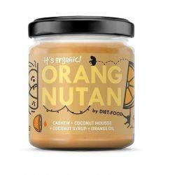 Crema de caju cu portocale ORANGNUTAN x 200g Diet Food