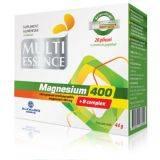 Magneziu 400 si B Complex x 20 plicuri Magna Pharm