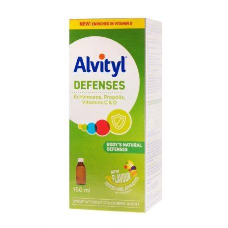 Alvityl Defenses + Vitamina D x 150ml Urgo
