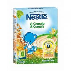 Cereale Nestle 8cereale bifidus x 250g