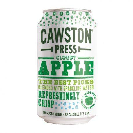 Bautura carbogazosa din suc de mere x 330ml Cawston Press