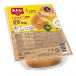 Panini - Chifle din faina alba fara gluten x 170g Dr. Schar