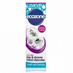 Gel indepartarea calcarului si murdariei pentru robineti si cap de dus x 150ml Ecozone