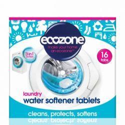 Tablete anticalcar 3 in 1, pentru masina de spalat rufe x 16buc Ecozone