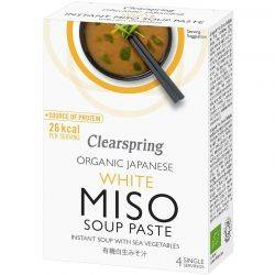 Supa Instant Miso Alb Eco x 60g Clearspring
