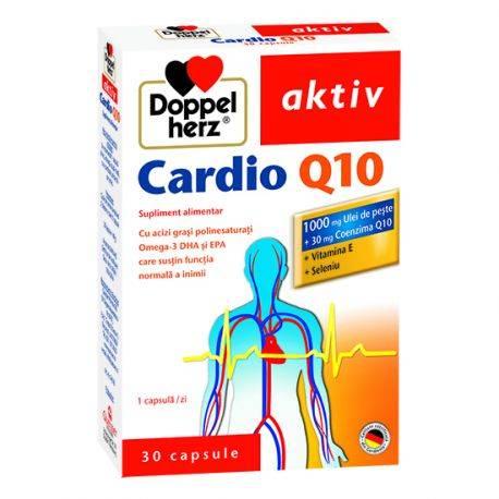 Doppelherz aktiv Cardio Q10 x 30 capsule