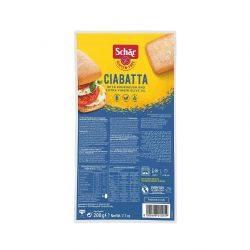 Ciabattine - Paine ciabatta fara gluten x 200g Dr Schar