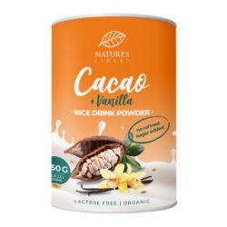 Bautura instant de orez cu cacao si vanilie x 250g Nature's Finest